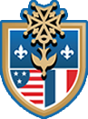 The National Huguenot Society Logo